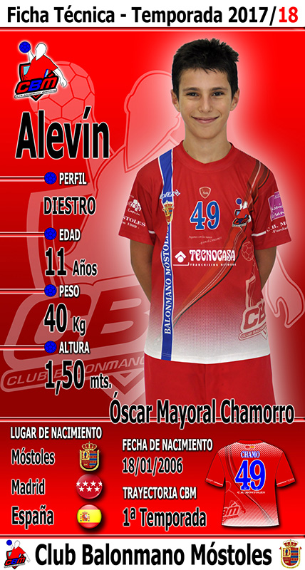 49 -Óscar Mayoral Chamorro