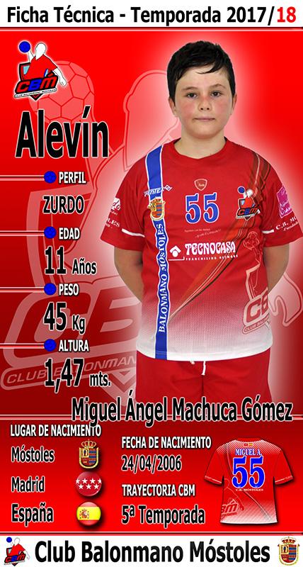 55 - Miguel Angel Machuca Gomez