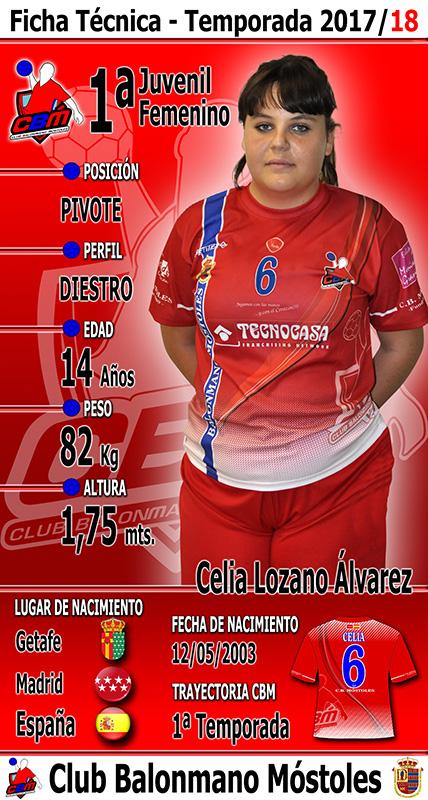 6 - Celia Lozano Álvarez