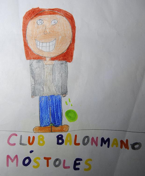Paula Angulo - 10 años