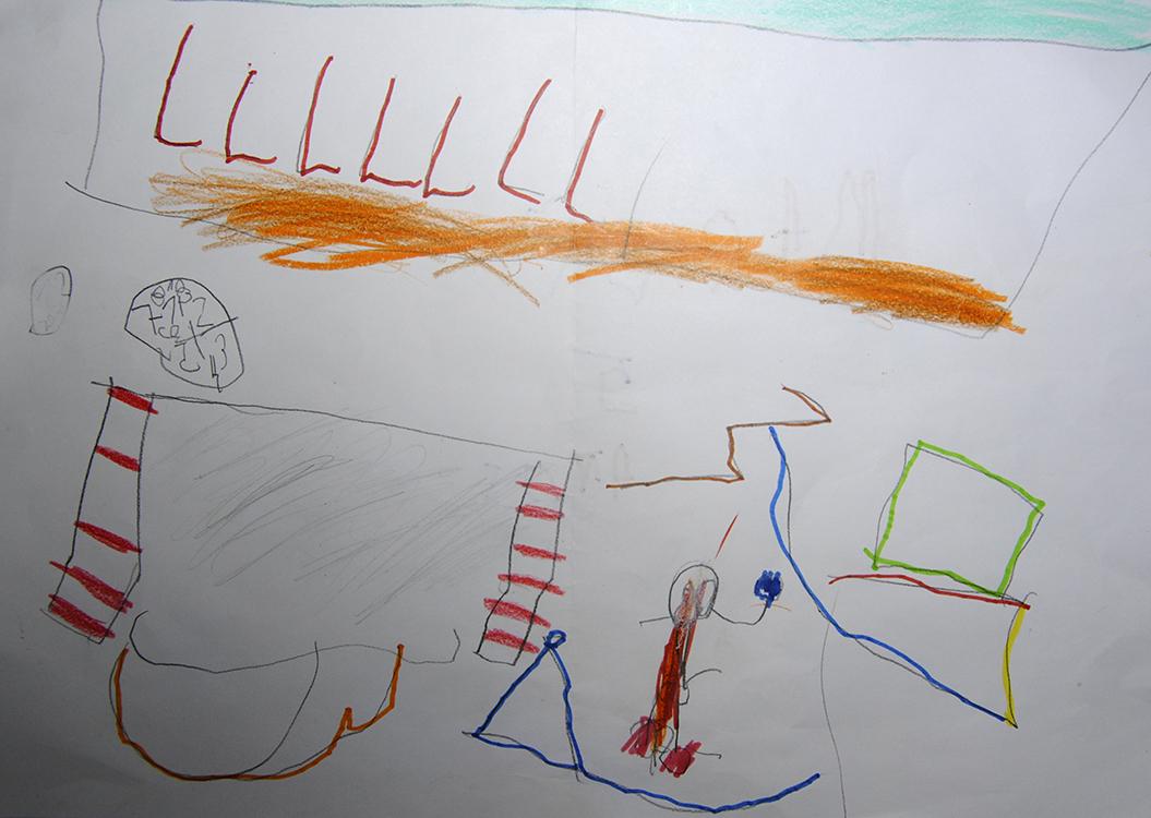 Mario Ramos - 5 años