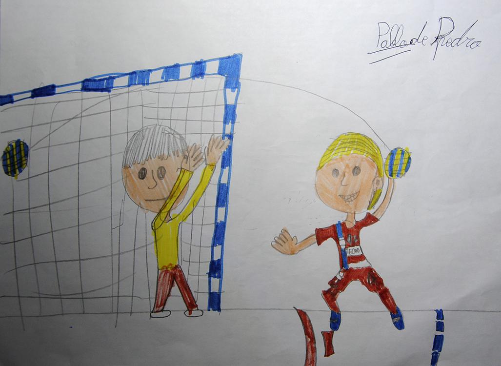Pablo de Pedro - 8 años