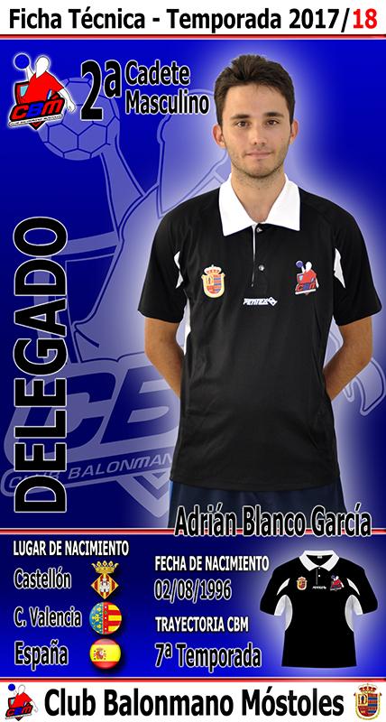 Adrián Blanco García