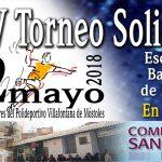 IV Torneo Solidario Escuelas de Balonmano de Móstoles – Entrar