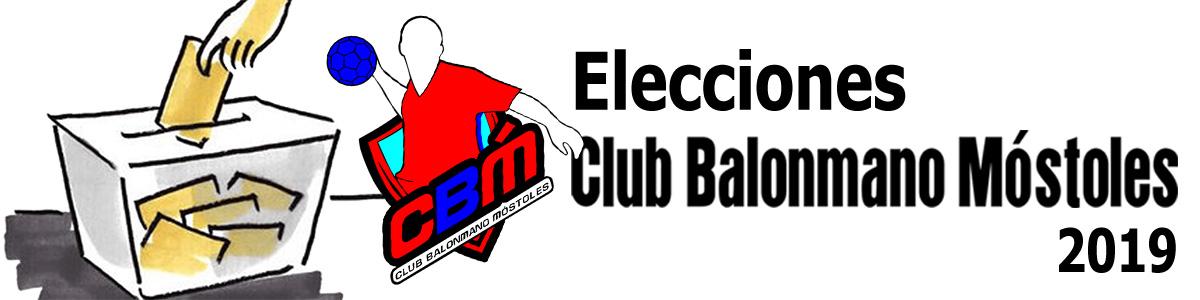 Candidaturas Elecciones CBM 2019